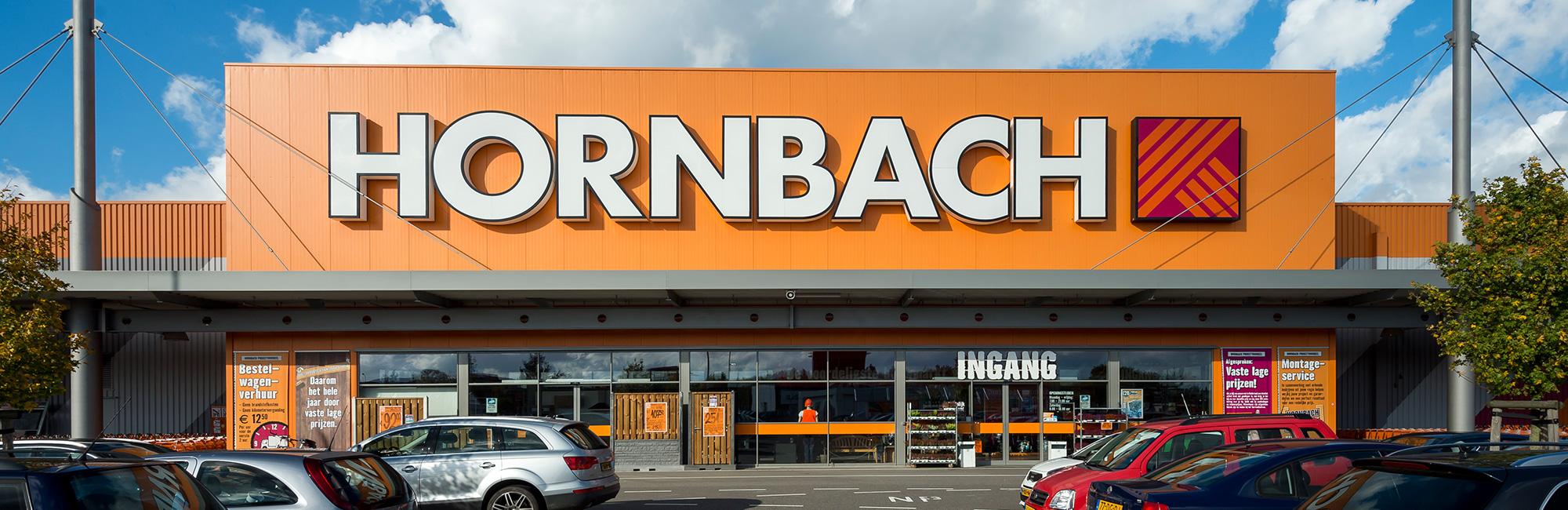 Hornbach bouwt nu aan de toekomst