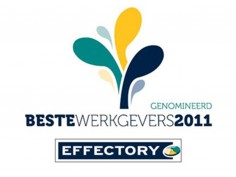Hornbach genomineerd voor Beste Werkgever 2011