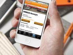 Hornbach lanceert app