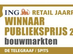 Hornbach voor zevende keer beste bouwmarkt van Nederland