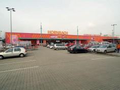 Hornbach tien jaar in Nieuwegein