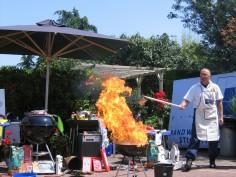 Veilig barbecueën begint in de bouwmarkt