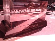 Hornbach radio-adverteerder van het jaar
