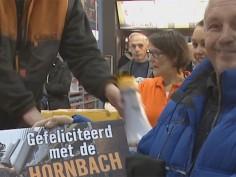 Hornbach bedankt haar bezoekers