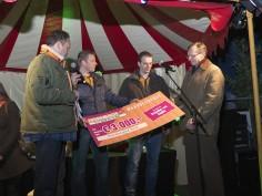 Hornbach doneert € 3000,- aan Stichting Vrienden van het Sophia