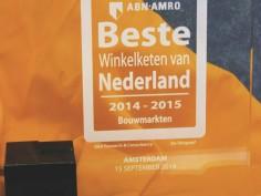 Hornbach opnieuw beste bouwmarkt van Nederland