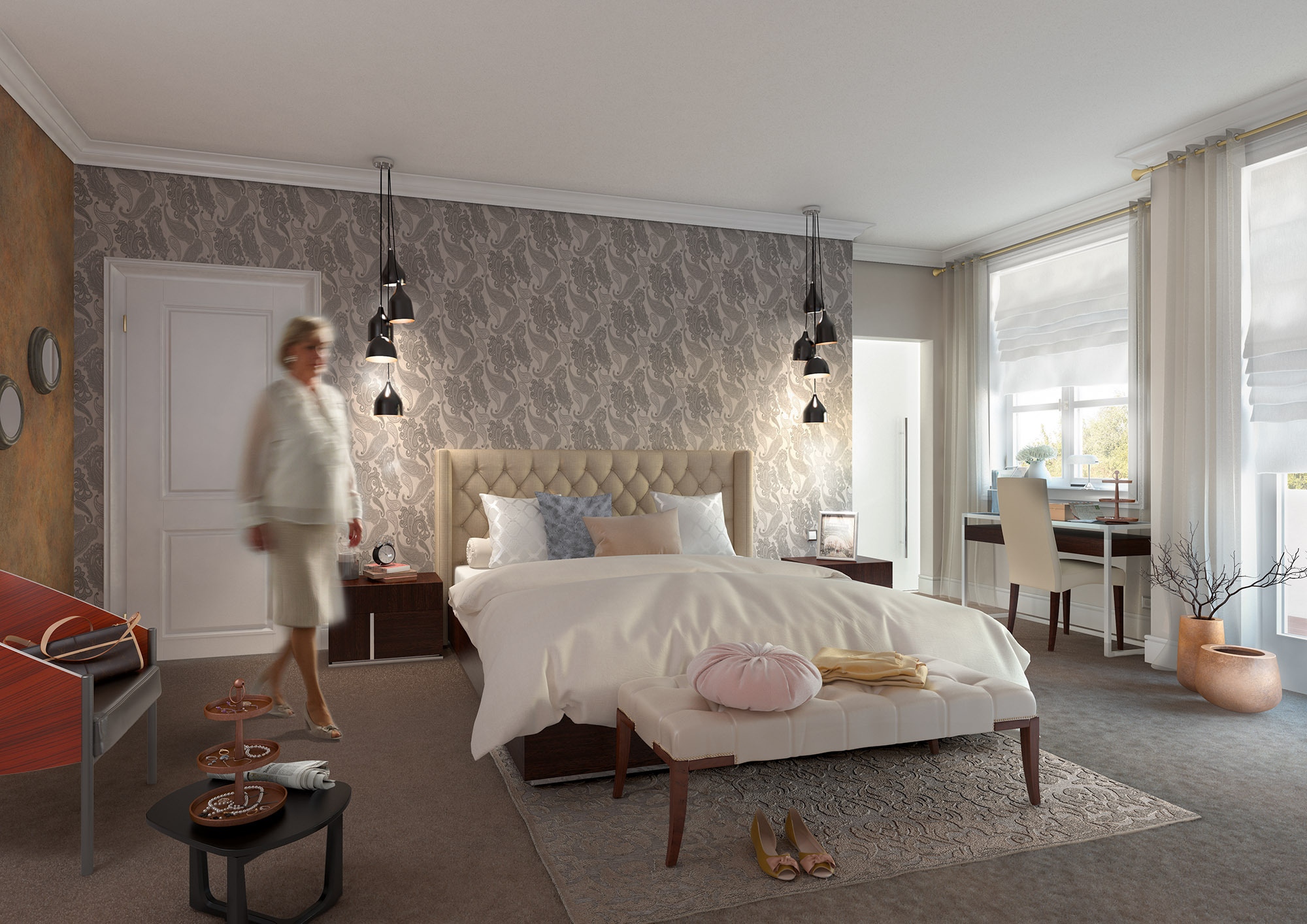 Hornbach schijnt licht op woontrends herfst en winter hornbach newsroom - Deco modern huis ...