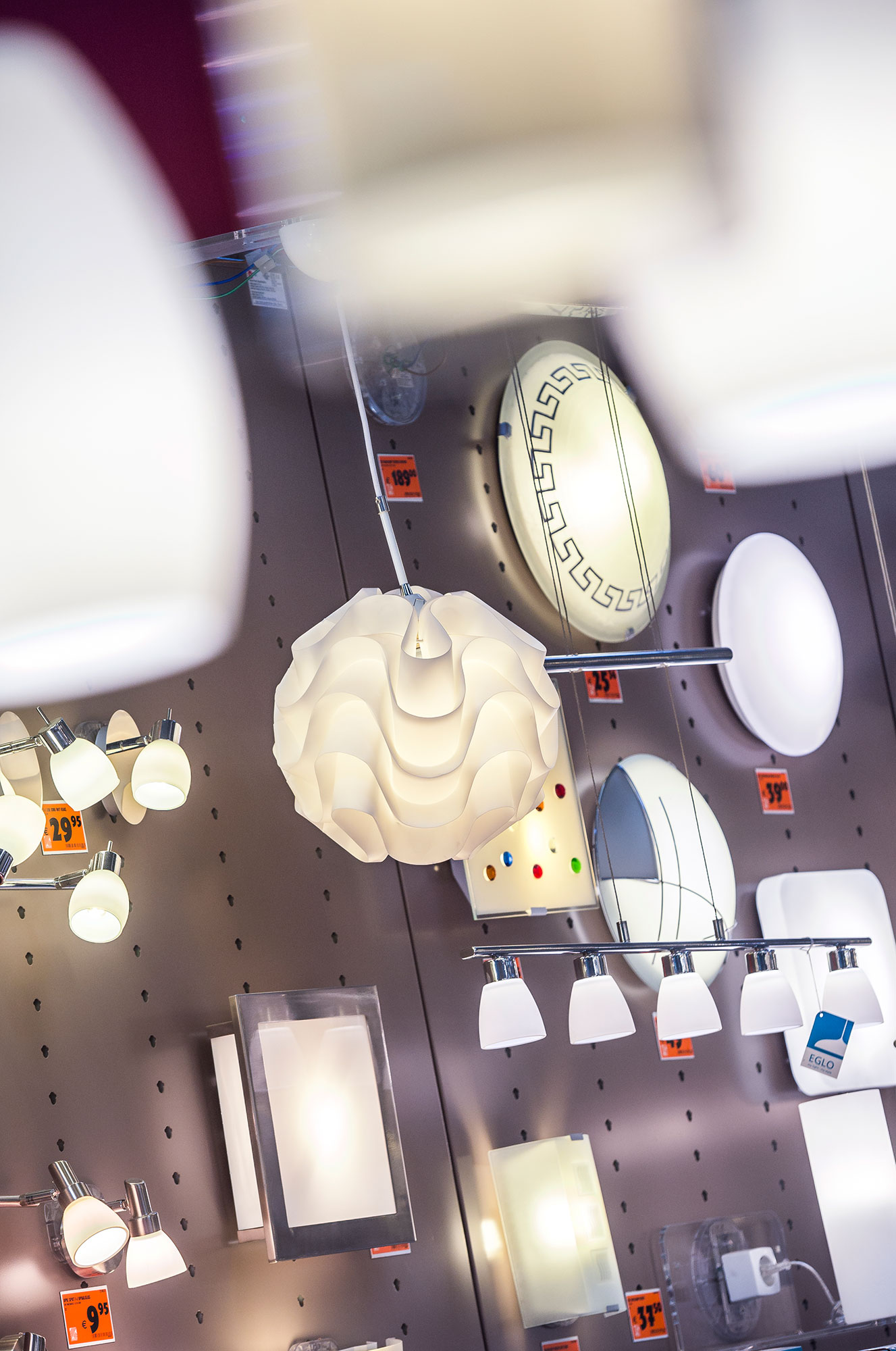 Nieuwe verlichtingsafdeling Hornbach Alblasserdam - Hornbach Newsroom