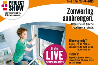 Projectshow Hornbach juni