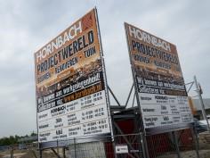 Geen bouwvak bij Hornbach Geleen