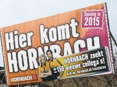 Hornbach werft talent voor nieuwe vestiging in Best