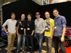 Vijf snelste deelnemers starten in Verstappen simulator wedstrijd