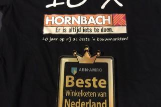 Hornbach 10 keer beste bouwmarkt