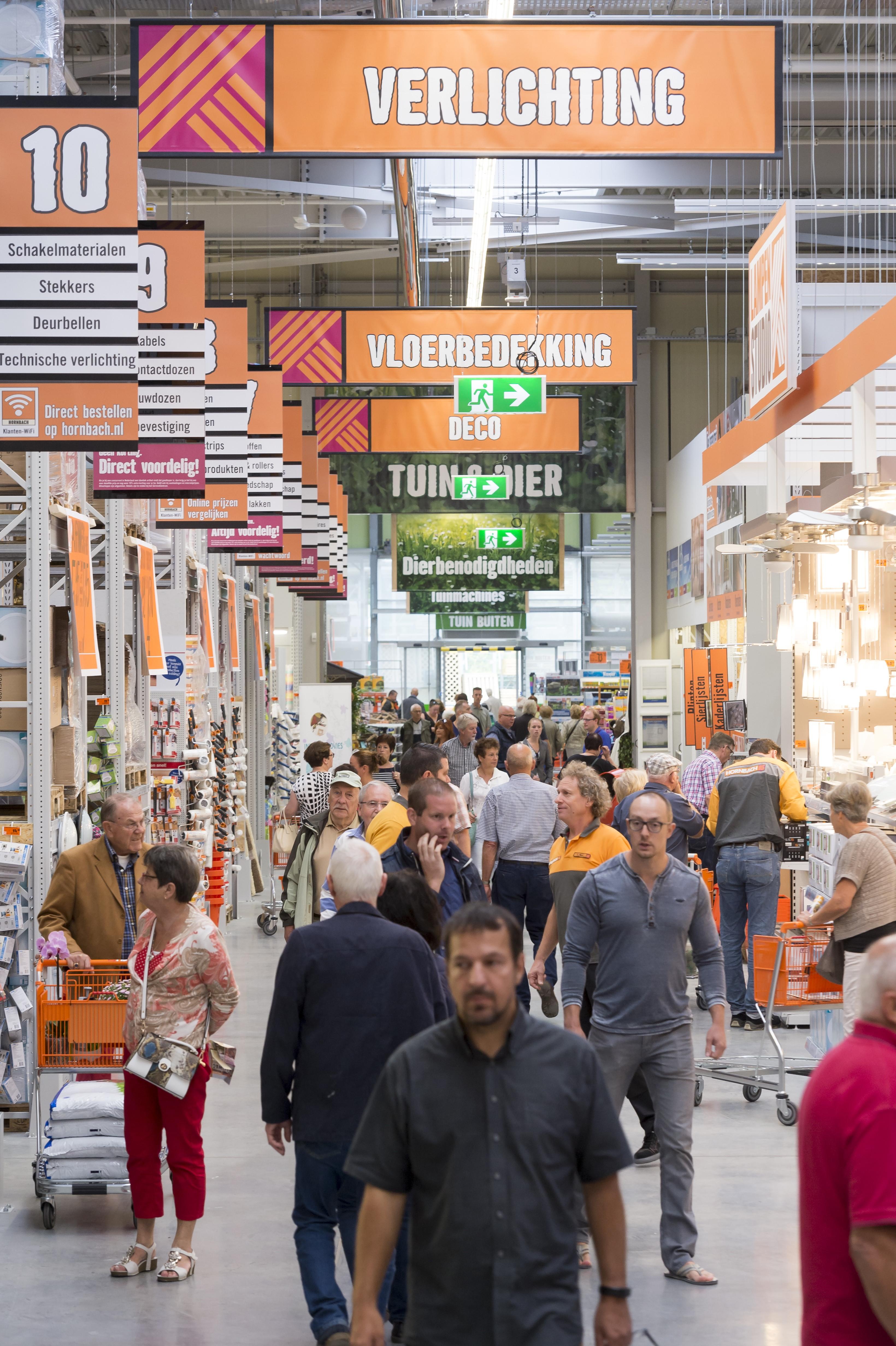 Hornbach Geleen geopend - Hornbach Newsroom