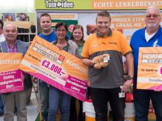 Hornbach Geleen schenkt 3 keer 3.000 euro