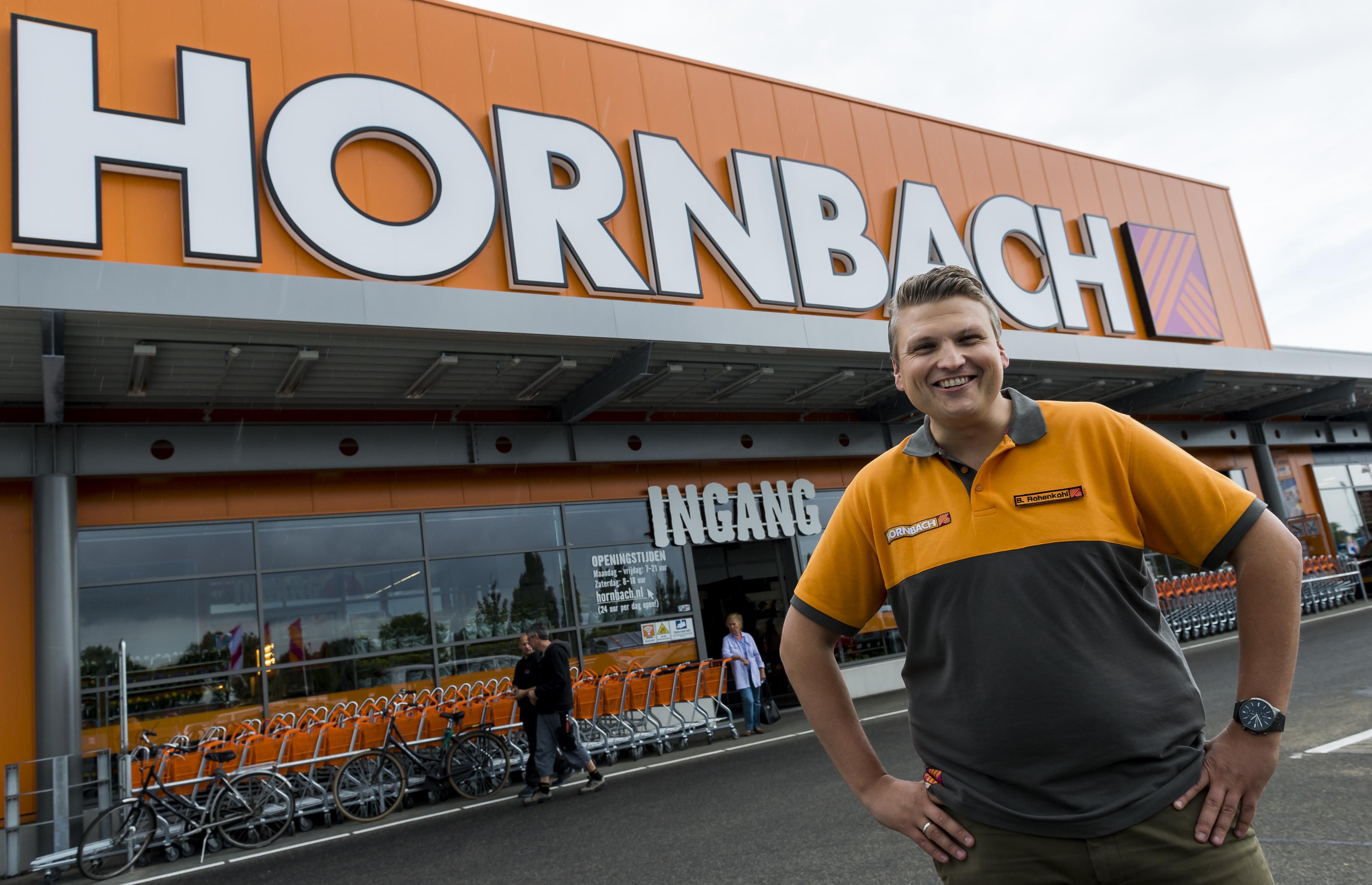 Hornbach Geleen geopend Hornbach Newsroom