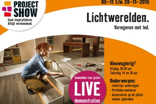 Projectshow Hornbach Lichtwerelden