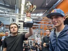Bono Huis wint van Max Verstappen