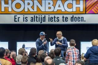 Max Verstappen in Hornbach Best