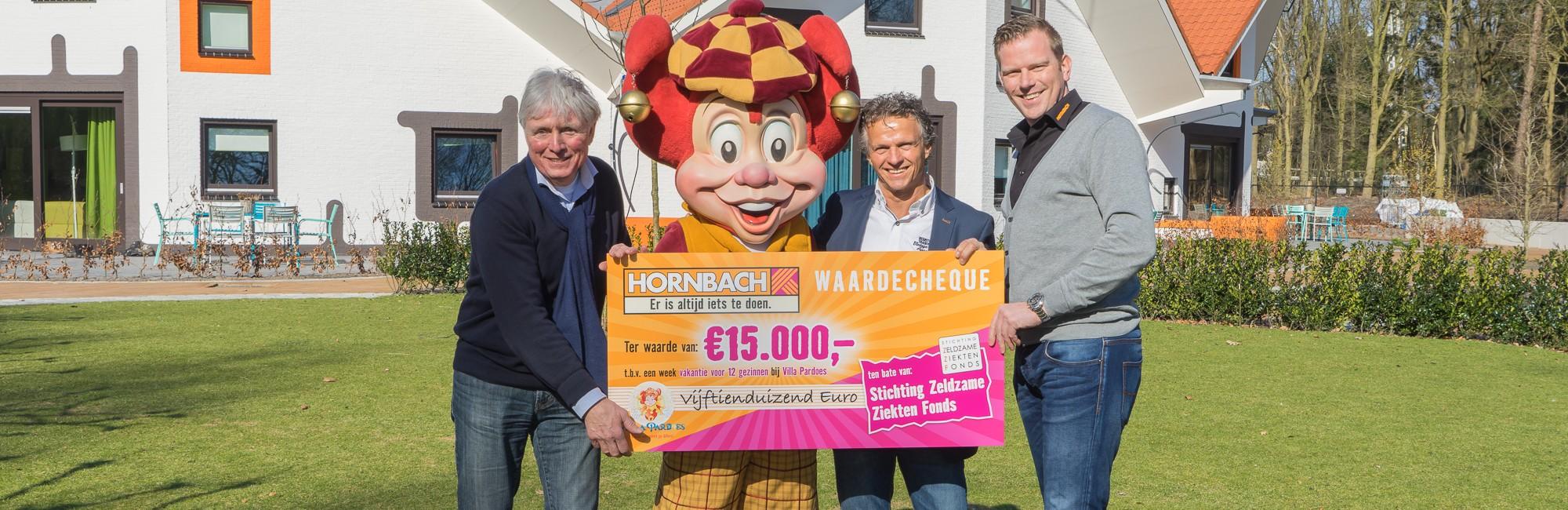 Peter Persoon (links) Jan Lammers (midden) Michel van Slingerland (rechts)