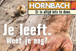 HORNBACH_Voorjaarscampagne2016 Je leeft