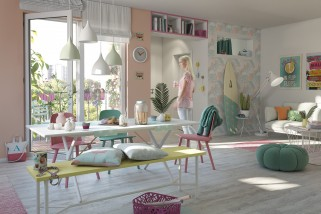 Miami Beach - Woontrends Hornbach