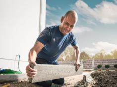 Een stijlvol terras aanleggen kun je goed zelf