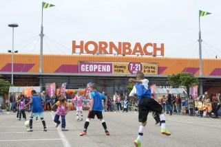 Hornbach Zaandam ZZF Voetbaltalent