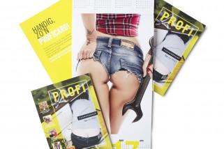 Hornbach Profimagazine 2016