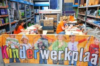 Kinderwerkplaats Hornbach