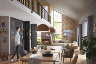 Hornbach Modern rustic