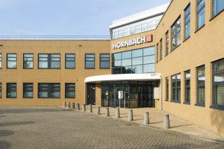 HOUTEN - Hoofdkantoor Hornbach Nederland