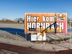 Hornbach eindelijk in Overijssel
