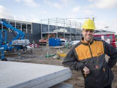 Emile Gies: de vestigingsmanager van Hornbach Den Haag