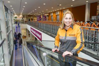Hornbach Amsterdam vestigingsmanager Ellen van den Ham