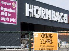 Hornbach Den Haag Ypenburg kondigt grootse opening aan