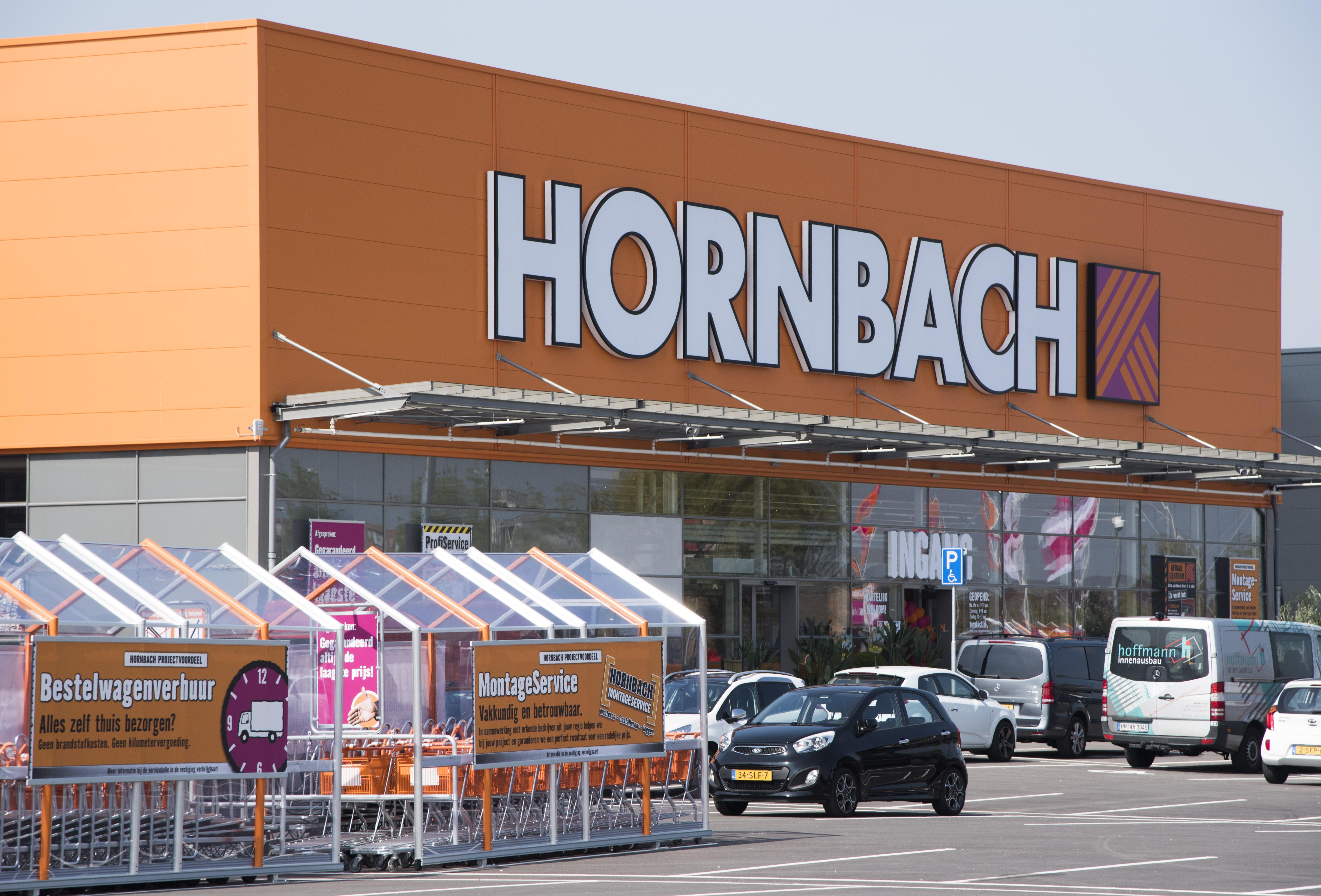 hornbach den haag single 115)
