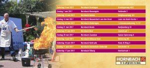 Cor de brandweerman bbq 2017 Hornbach