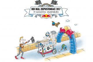 Hornbach Zeepkistenrace Red Bull