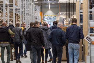 Bezoek bouwmarkt Zwolle