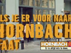Hornbach legt beslag op projecten