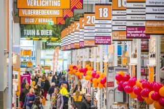 Opening Hornbach Zwolle