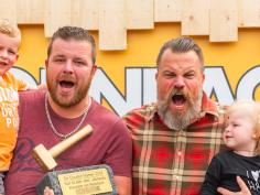 Hornbach maakt `Beste Klusvader 2018' bekend