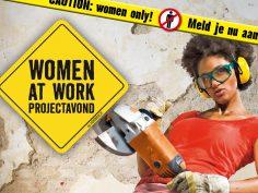 Klusworkshops voor vrouwen bij Hornbach