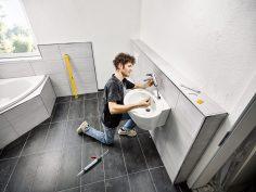 Loodgietersgeheimen onthuld bij Hornbach
