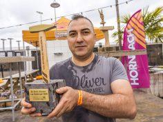 Rauf Morad is de 'Beste Klusser 2019' van Nederland