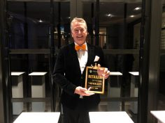 Evert de Goede uitgeroepen tot Retail Executive of the Year
