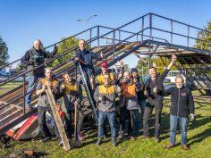 Wielervereniging Breda krijgt uitdagende brug