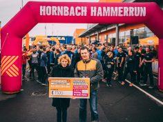 Ruim 900 sportievelingen trotseren Obstacle Run Hornbach