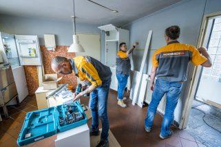 Hornbach Helpt Stichting Catharien Eindhoven.